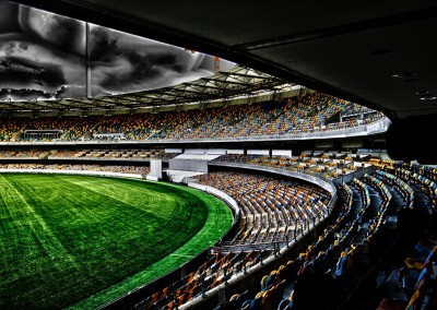 HDR Stadium by Student Tim Roberts